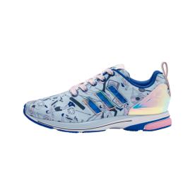 MK ZX FLUX TECH SKY/PINK/ROYAL