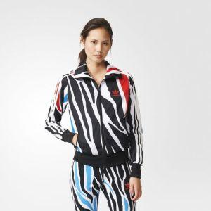Adidas zebra print